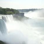 Le cascate Niagara