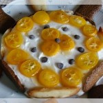cheese cake ai kumquat