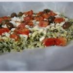 torta salata … nuda