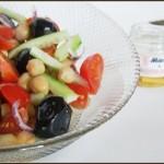 insalata in emulsione al miele
