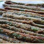 asparagi impanati