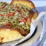 torta di pane e zucchine