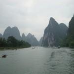 Cina n.3 – Guillin e i suoi paesaggi fluviali