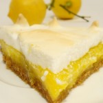 tart lemon meringa