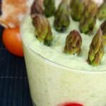 guacamole di asparagi