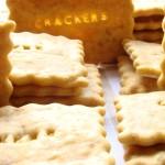 crackers alla paprica e curry
