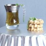 tè alla menta e melissa e WHB 294