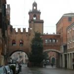 Quattro passi a Ferrara