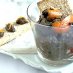 patè alle olive nere e clementine