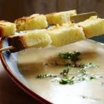 soupe à l'ail – Francia