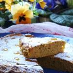 torta alle carote super light – light carrot cake (gluten free)