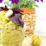 Pesto alle zucchine novelle e anacardi – courgettes and cashew pesto