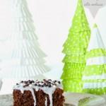 cake integrale alla melassa e un'idea easy – Natale al verde