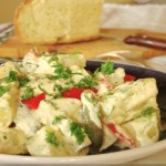 Bramborový salát – insalata ceca