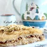 Kataifi – dolce greco alla frutta secca