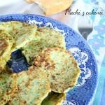 Placki z cukinii – frittelle polacche alle zucchine