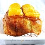 plumcake allo sciroppo al mandarino
