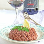 Risotto all'amarone e scorci di Verona