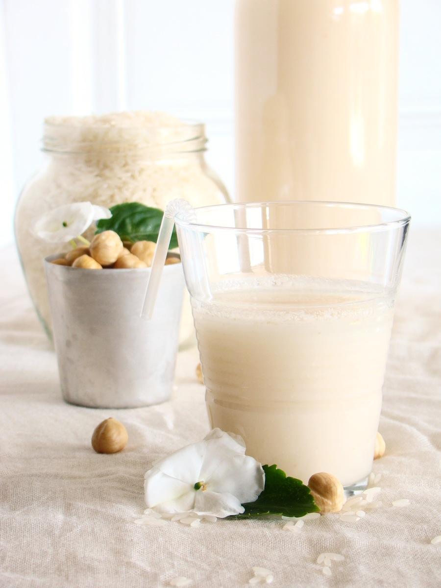 rice nut milk