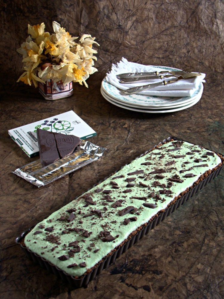 torta fredda light after eight