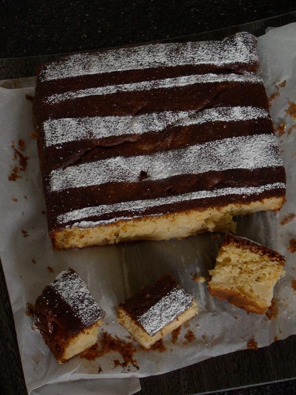cake alle pere