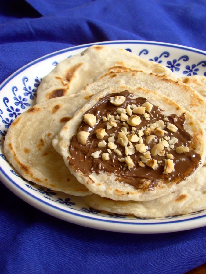 Gambir il pancake della Mongolia