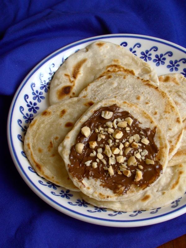 Gambir pancake mongolia