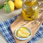Limoni confit sott'olio (Marocco)