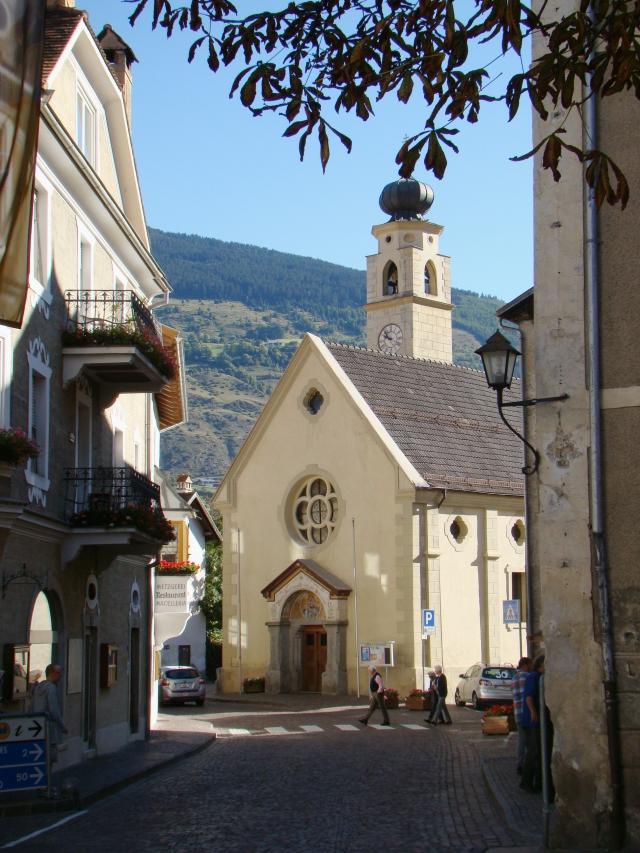 chiesetta a Glorenza