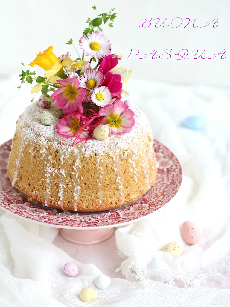 Fluffosa aka Chiffon cake