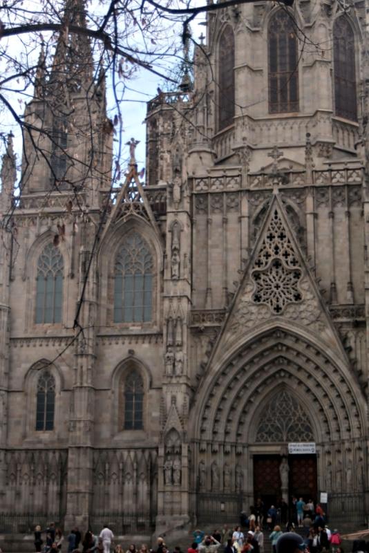 Cattedrale Santa Creu e Sant'Eulalia