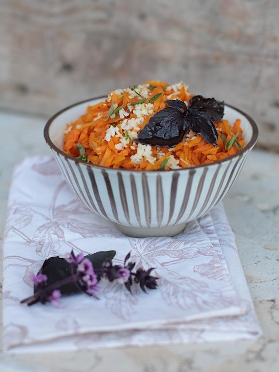 carote al cocco e masala