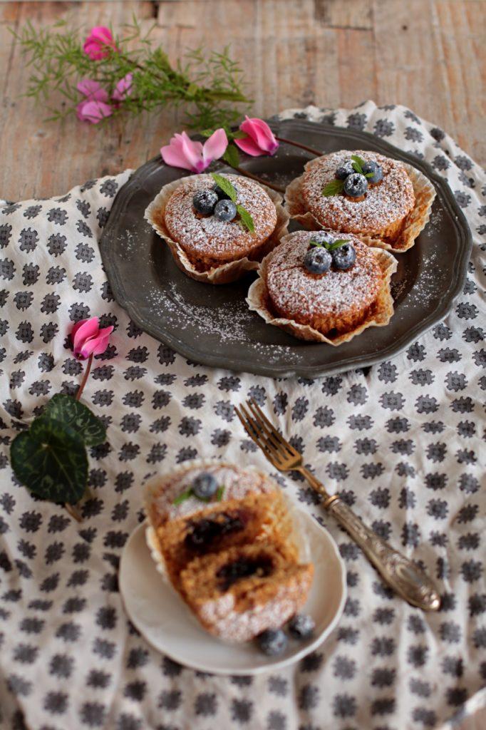 Muffins gluten free