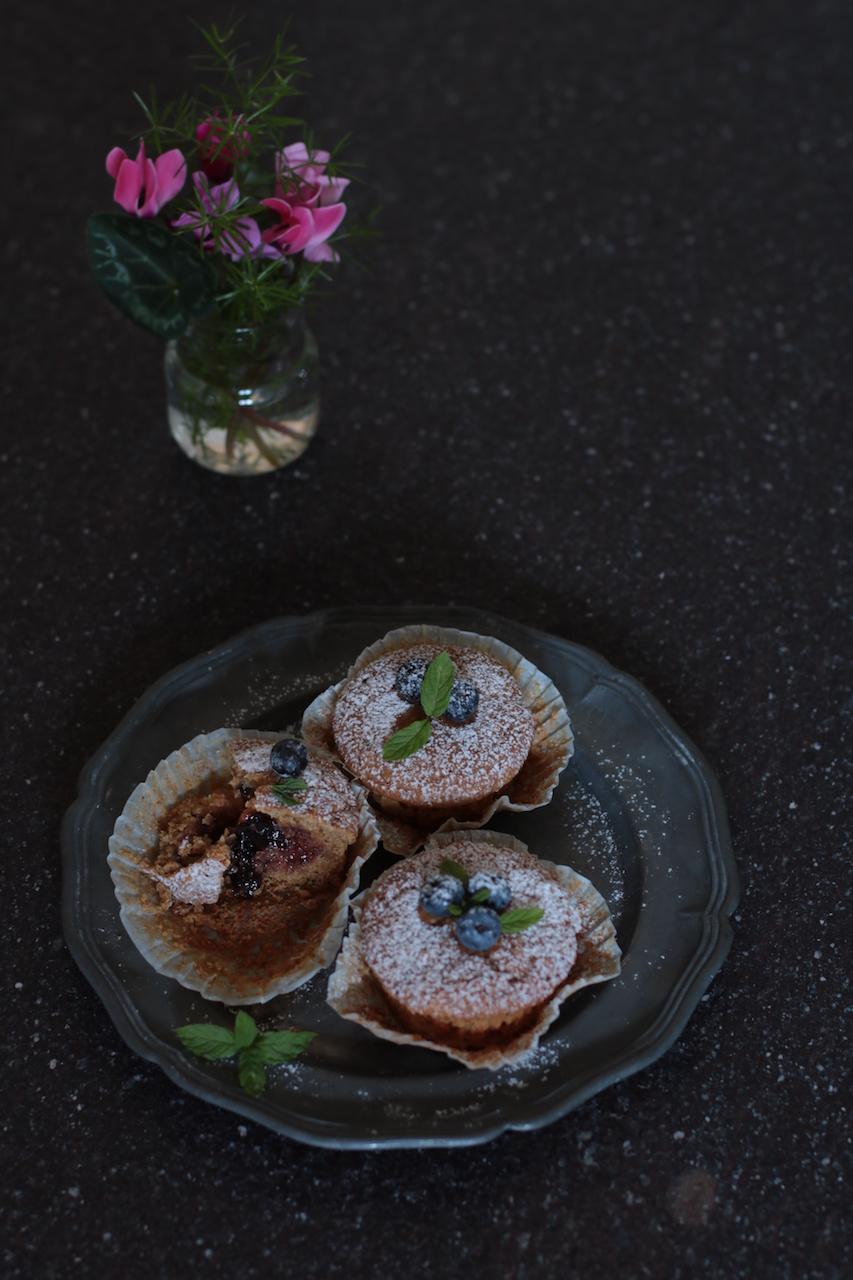 Muffins ripieni