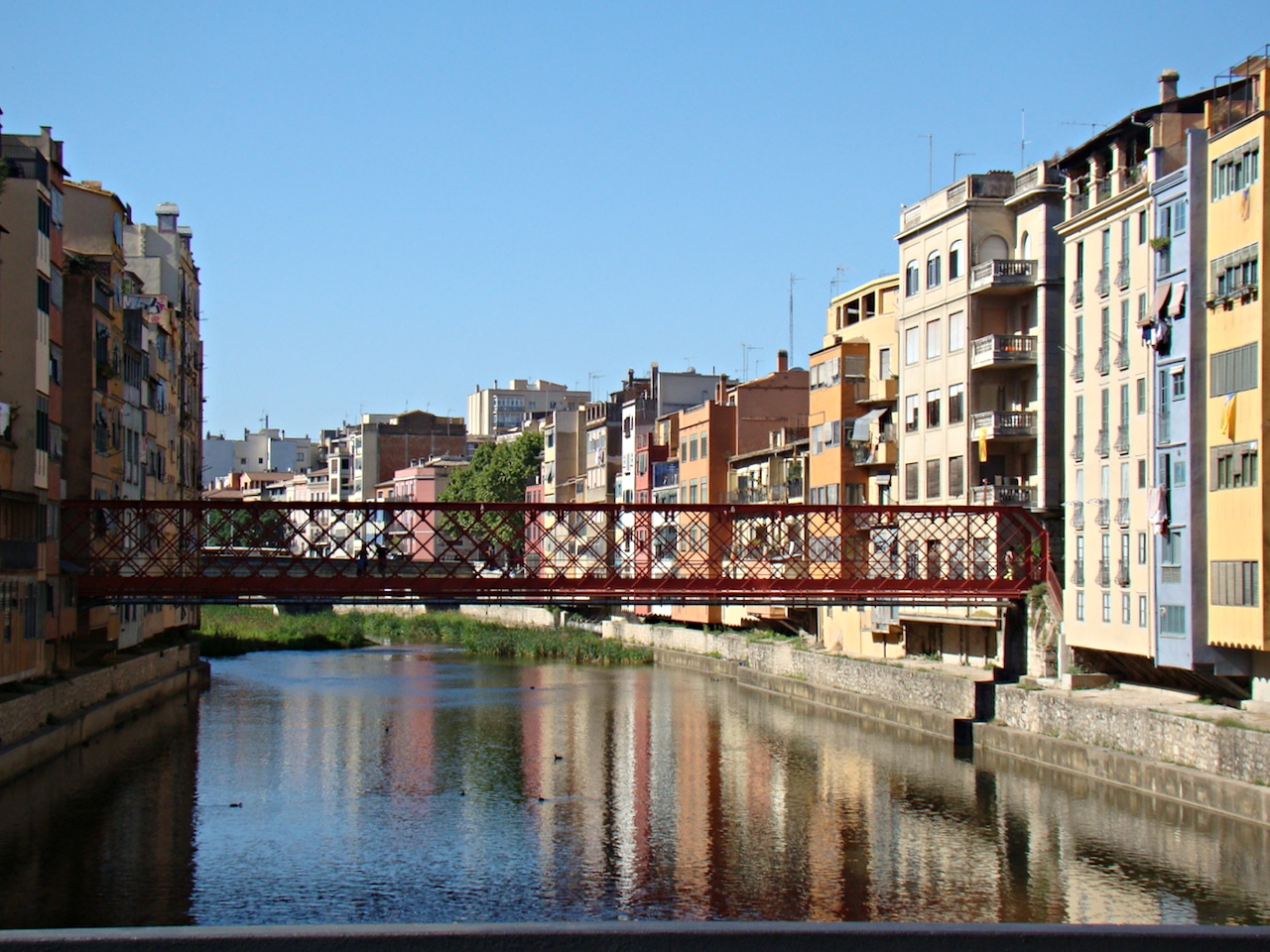 ponte Eiffel Girona