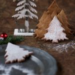 Christmas trees cookies gluten free