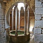Il bagno arabo di Girona e il Passeig de la Muralla – Spagna