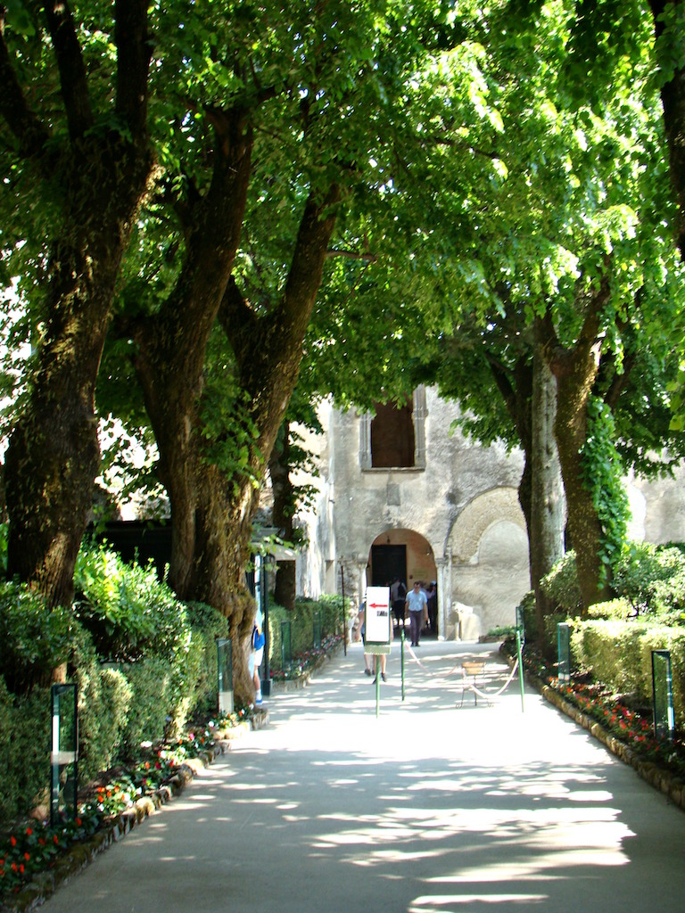 villa Rufolo, Ravello