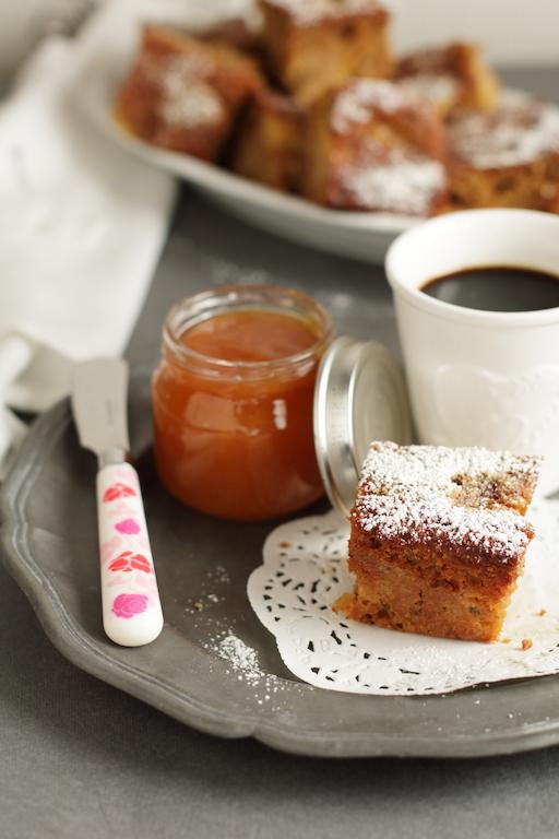torta alle mele e nocciole