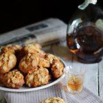 Biscotti ai cachi e mandorle