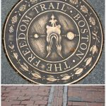 Boston e la linea rossa Freedom Trail