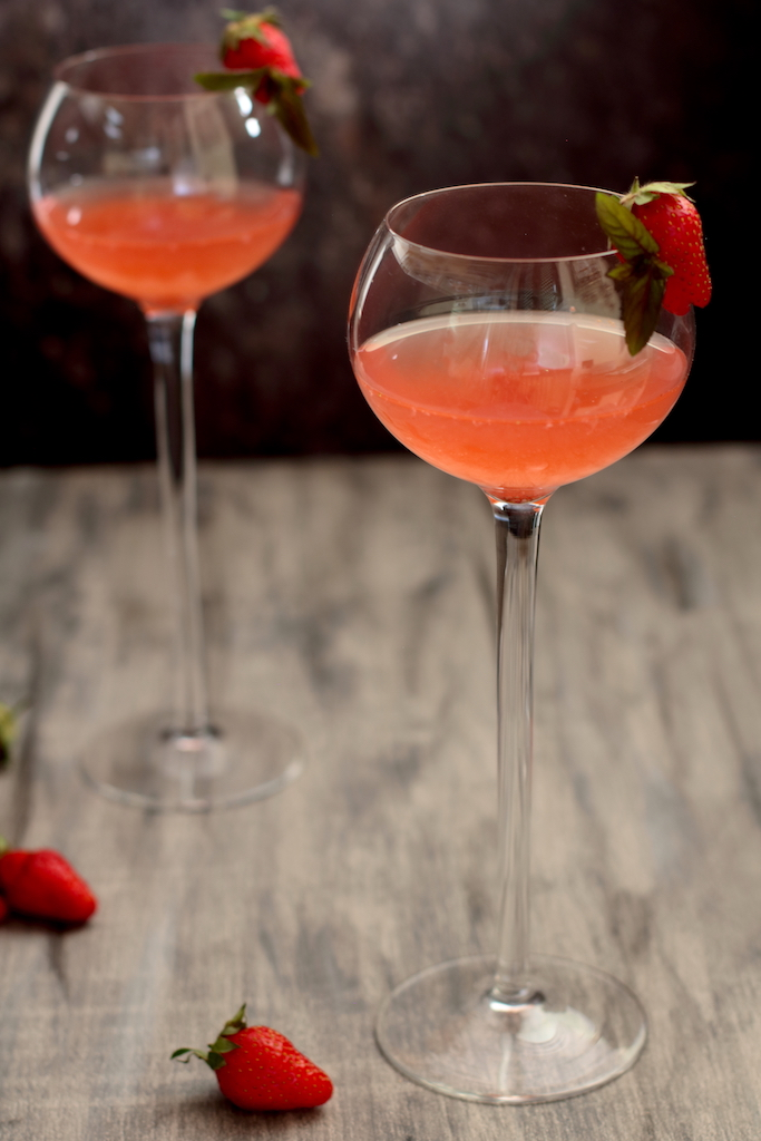 Martini alla fragola