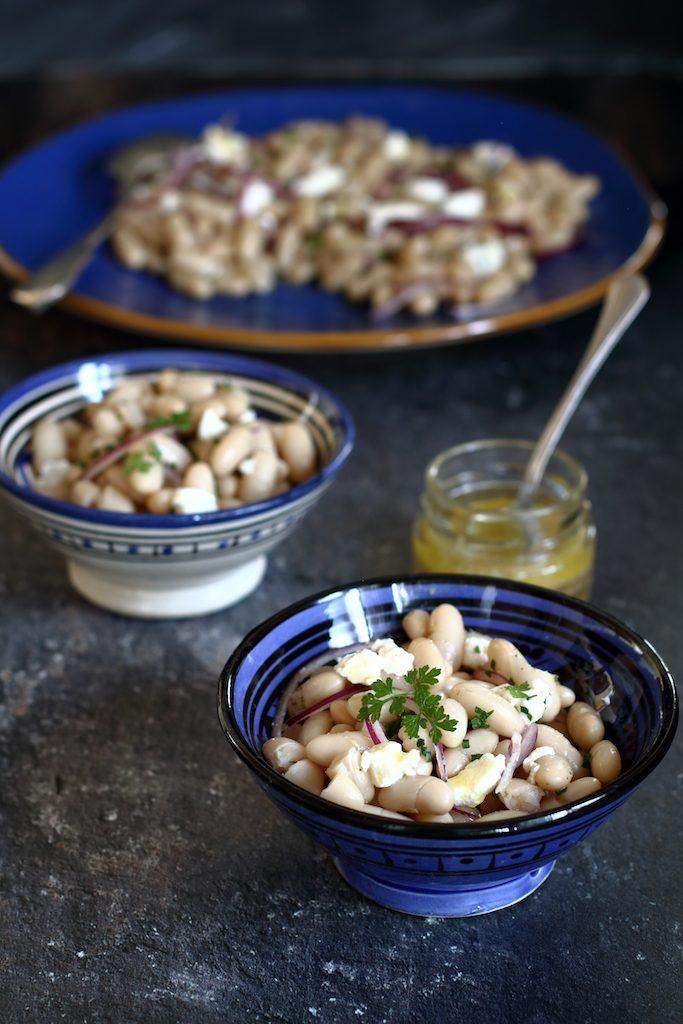 insalata turca di cannellini