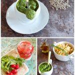 Pesto alle foglie di rapanelli