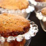 muffin al cuore di fragola