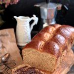 Pan brioche semintegrale alla panna