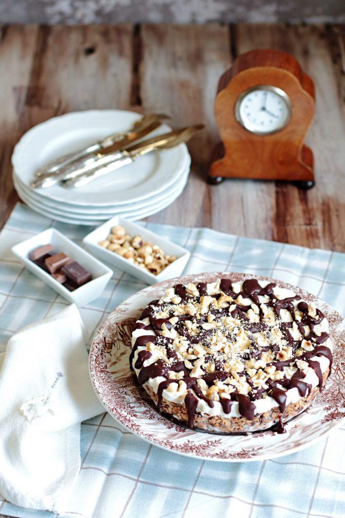 torta cornetto algida