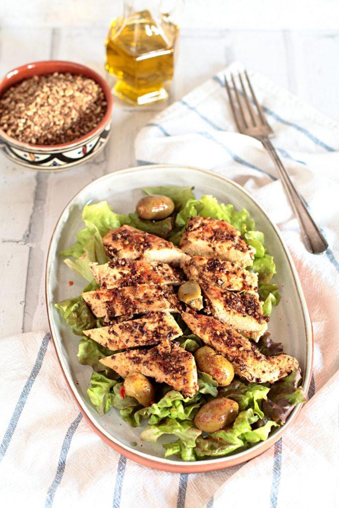 pollo in salsa dukka